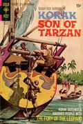 Korak Son of Tarzan (1964 Gold Key/DC) 45