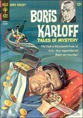 Boris Karloff Tales of Mystery (1963 Gold Key) 16