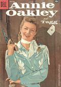 Annie Oakley and Tagg (1955 Dell) 11
