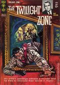 Twilight Zone (1962 1st Series Dell/Gold Key) 9