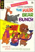 Hair Bear Bunch (1972 Gold Key) 1