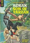 Korak Son of Tarzan (1964 Gold Key/DC) 36
