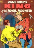 King of the Royal Mounted (1952 Dell) 8