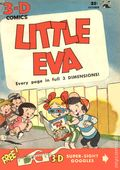 Little Eva 3-D Comics (1953) 1W
