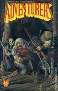 Adventurers Book III (1989) 1A