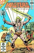 Masters of the Universe (1982 1st Series DC) 1