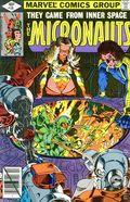 Micronauts (1979 1st Series) 14