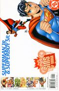 Sins of Youth Superman Jr. Superboy Sr. (2000) 1