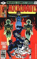 Micronauts (1979 1st Series) 11