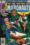 Micronauts (1979 1st Series) 16