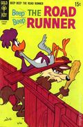 Beep Beep the Road Runner (1966 Gold Key) 13