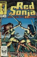 Red Sonja (1983 3rd Marvel Series) 2