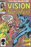 Vision and the Scarlet Witch (1985 2nd Series) 2