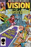Vision and the Scarlet Witch (1985 2nd Series) 6