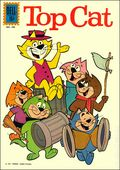 Top Cat (1962 Dell/Gold Key) 1