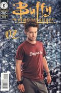 Buffy the Vampire Slayer Oz (2001 Photo Cover) 2