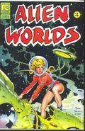 Alien Worlds (1982 1st Series) 4