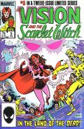 Vision and the Scarlet Witch (1985 2nd Series) 5