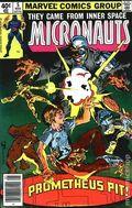 Micronauts (1979 1st Series) 5