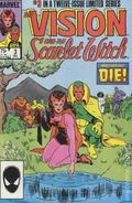 Vision and the Scarlet Witch (1985 2nd Series) 3