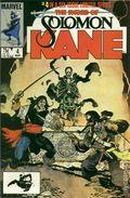 Solomon Kane (1985 Marvel) 4