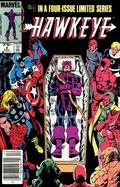 Hawkeye (1983 1st Series) Canadian Price Variant 4