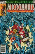 Micronauts (1979 1st Series) 9