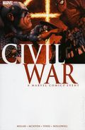 Civil War TPB (2007 Marvel) 1-1ST