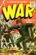 War Comics (1950 Atlas) 33
