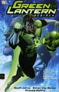 Green Lantern Rebirth TPB (2007 DC) 1st Edition 1-1ST