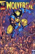 Wolverine (1997) Wizard 1/2 1A