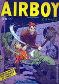 Airboy Comics Vol. 06 (1949 Hillman) 1