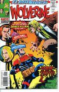 Wolverine (1988 1st Series) Minus 1 1