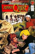 Jonny Quest (1986 Comico) 7