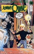 Jonny Quest (1986 Comico) 13
