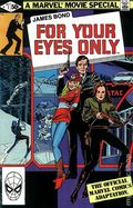James Bond For Your Eyes Only (1981 Marvel) 1