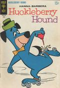 Huckleberry Hound (1959 Dell/Gold Key) 37