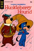 Huckleberry Hound (1959 Dell/Gold Key) 42