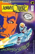 Jonny Quest (1986 Comico) 14