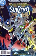 Batman and Robin Adventures Sub-Zero (1998) 1
