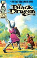 Black Dragon (1985 Marvel/Epic) 3