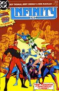 Infinity Inc. (1984-1988 1st Series) 1