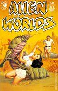 Alien Worlds (1982 1st Series) 9
