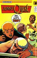 Jonny Quest (1986 Comico) 15