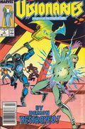 Visionaries (1988 Marvel/Star Comics) 3