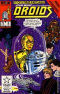 Star Wars Droids (1986 1st Series Marvel/Star Comics) 6
