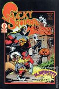 Wacky Squirrel Halloween Adventure Special (1987) 1