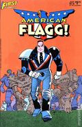 American Flagg (1983 1st Series) 42