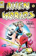 Alien Worlds (1982 1st Series) 2