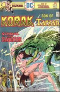 Korak Son of Tarzan (1964 Gold Key/DC) 59